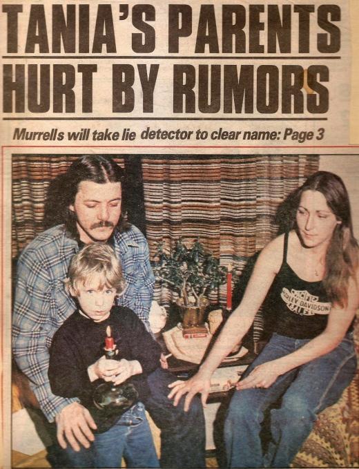 Edmonton Sun story, early 1983