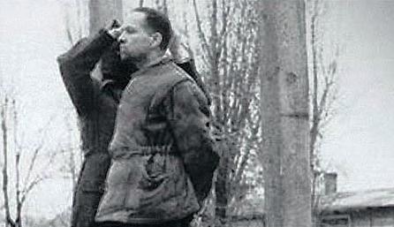 Hess was hanged at Auschwitz.