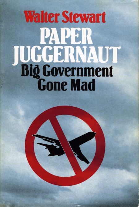 Paper Juggernaut - Big Government Gone Mad