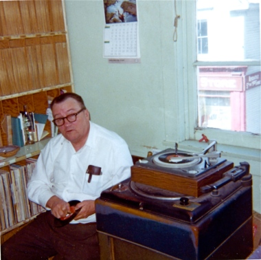 Blair Trevors in the CKMR Record Library - 1967