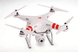 The DJI Phantom Vision 2