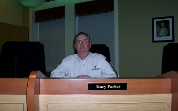 Former Speed Demon Gary Parker served on Campbellton City Council.