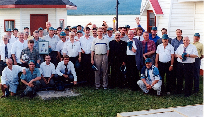 2000 Reunion. Click to enlarge.