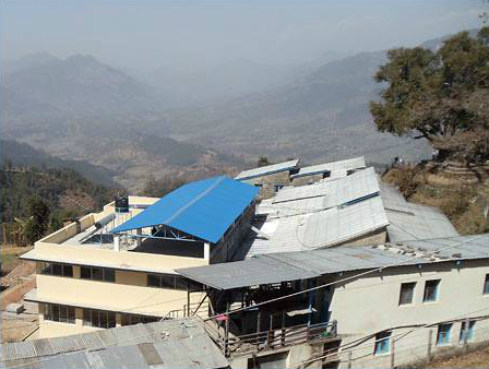 Amp Pipal Community Hospital - 2014