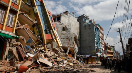 A second earthquake struck Nepal on Tuesday, 12 May 2015, registering 7.3 on the Richter scale. Early reports: 41 dead. Another quake followed: 6.3