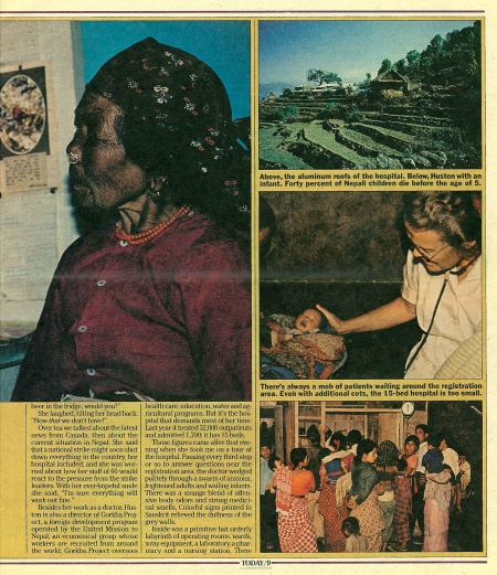 Click to Enlarge - Page 9 of Today Magazine : 26 December 1981