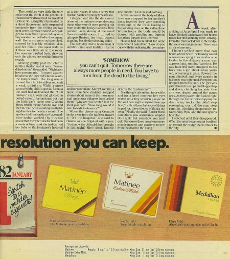 Click to Enlarge - Page 11 of Today Magazine : 26 December 1981