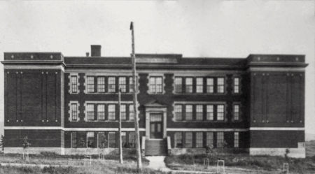 1930 Campbellton High