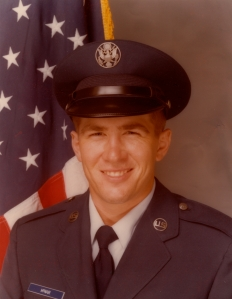 Richard Lee McNair, US Air Force.