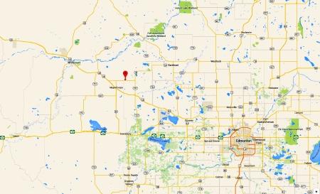 Map courtesy of Google