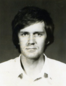 The Author's media mugshot taken in Managua in June 1980.