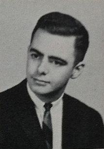 A 1960s photo of Bill Stewart. [Image courtesy of Wikipedia]