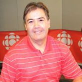 Michael Arnault of CBC Radio 1010 in Calgary.