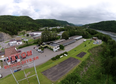 Motel Restigouche in Matapedia