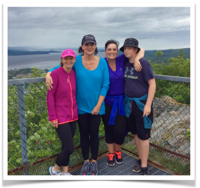 Cathy LeBlanc and friends Sugarloaf.png